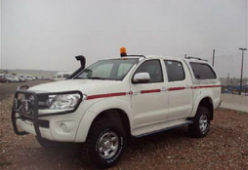 Toyota Hilux Export
